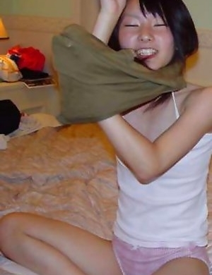Nice collection of amateur sizzling hot Asian girlfriends