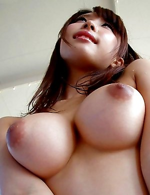 sexy and busty asian honey