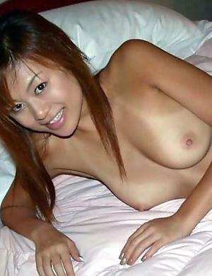 Nice gallery of steamy kinky amateur Oriental chicks